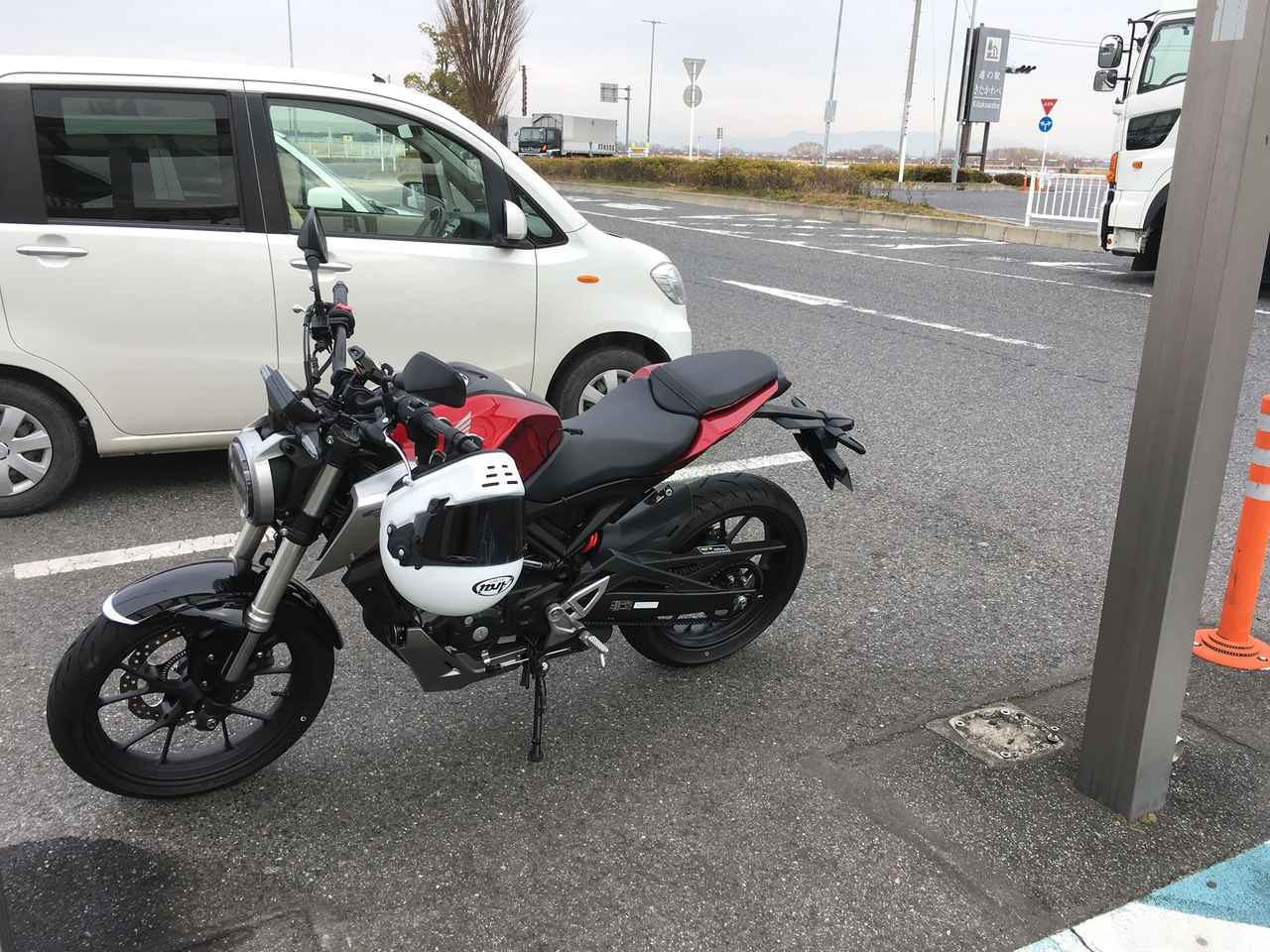 画像: 埼玉に入ると幹線道路に道の駅、いくつかありました ライダーにはいい休憩の場所ですねー