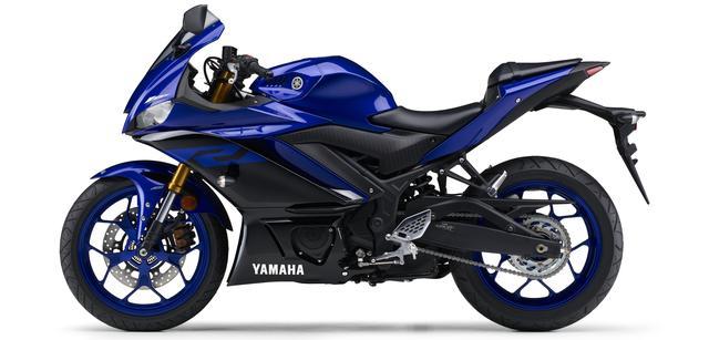 画像4: ヤマハ新型YZF-R25は3月28日発売開始! 「YZR-M1」を彷彿させるスポーティな外観に一新!