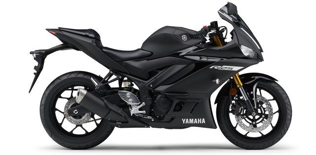画像23: ヤマハ新型YZF-R25は3月28日発売開始! 「YZR-M1」を彷彿させるスポーティな外観に一新!
