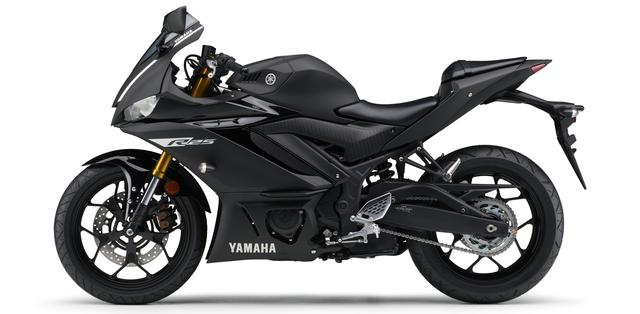 画像24: ヤマハ新型YZF-R25は3月28日発売開始! 「YZR-M1」を彷彿させるスポーティな外観に一新!