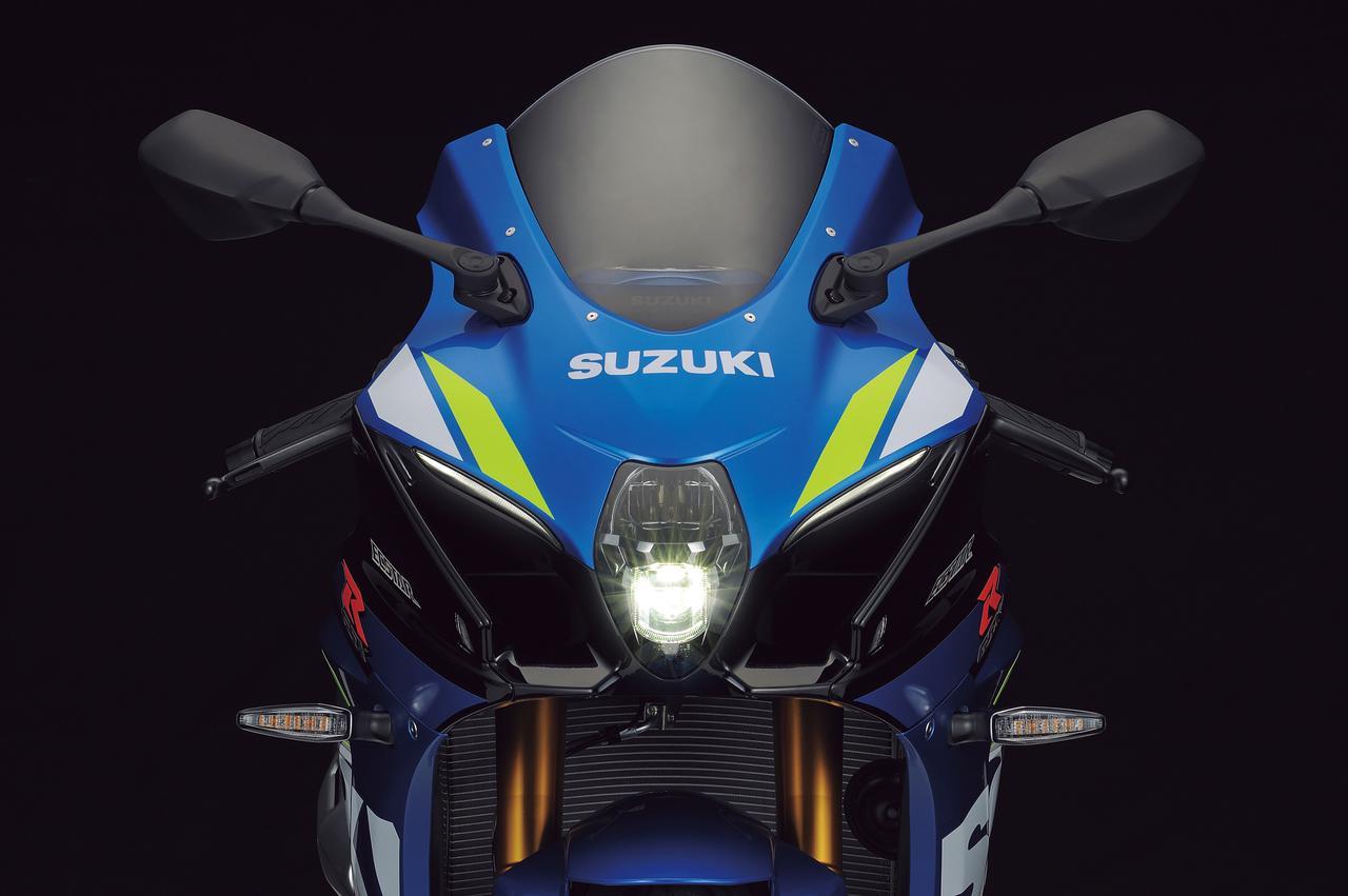 Images : 5番目の画像 - 「レギュレーションに合わせた変更を施した硬派なスーパースポーツ『SUZUKI GSX-R1000』」のアルバム - webオートバイ