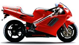 画像: Honda | バイク製品アーカイブ 「NR」