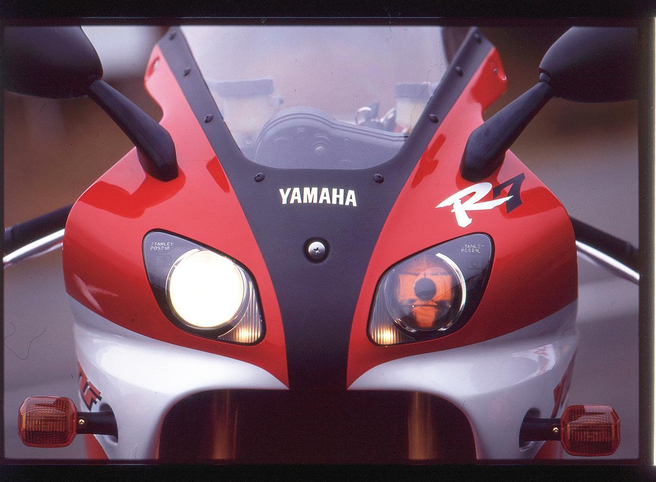 画像: 【名車図鑑】最も希少な1代限りのYZF-Rシリーズ『YAMAHA YZF-R7 [OW02]』