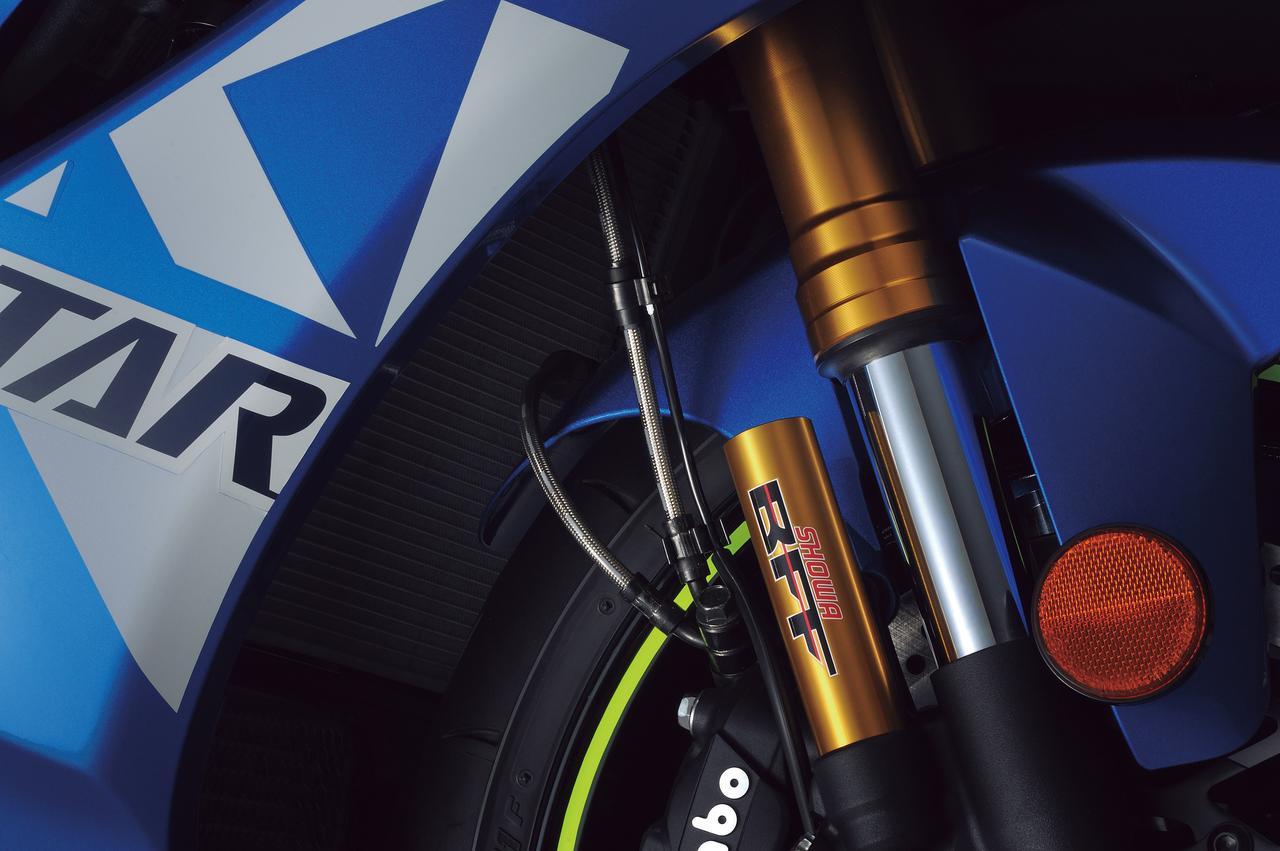Images : 3番目の画像 - 「レギュレーションに合わせた変更を施した硬派なスーパースポーツ『SUZUKI GSX-R1000』」のアルバム - webオートバイ