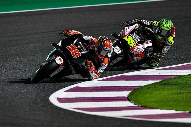 画像: MotoGP2シーズン目の#30中上貴晶 ちなみにMoto2時代も、自己最高リザルトを残したのは2年目でした