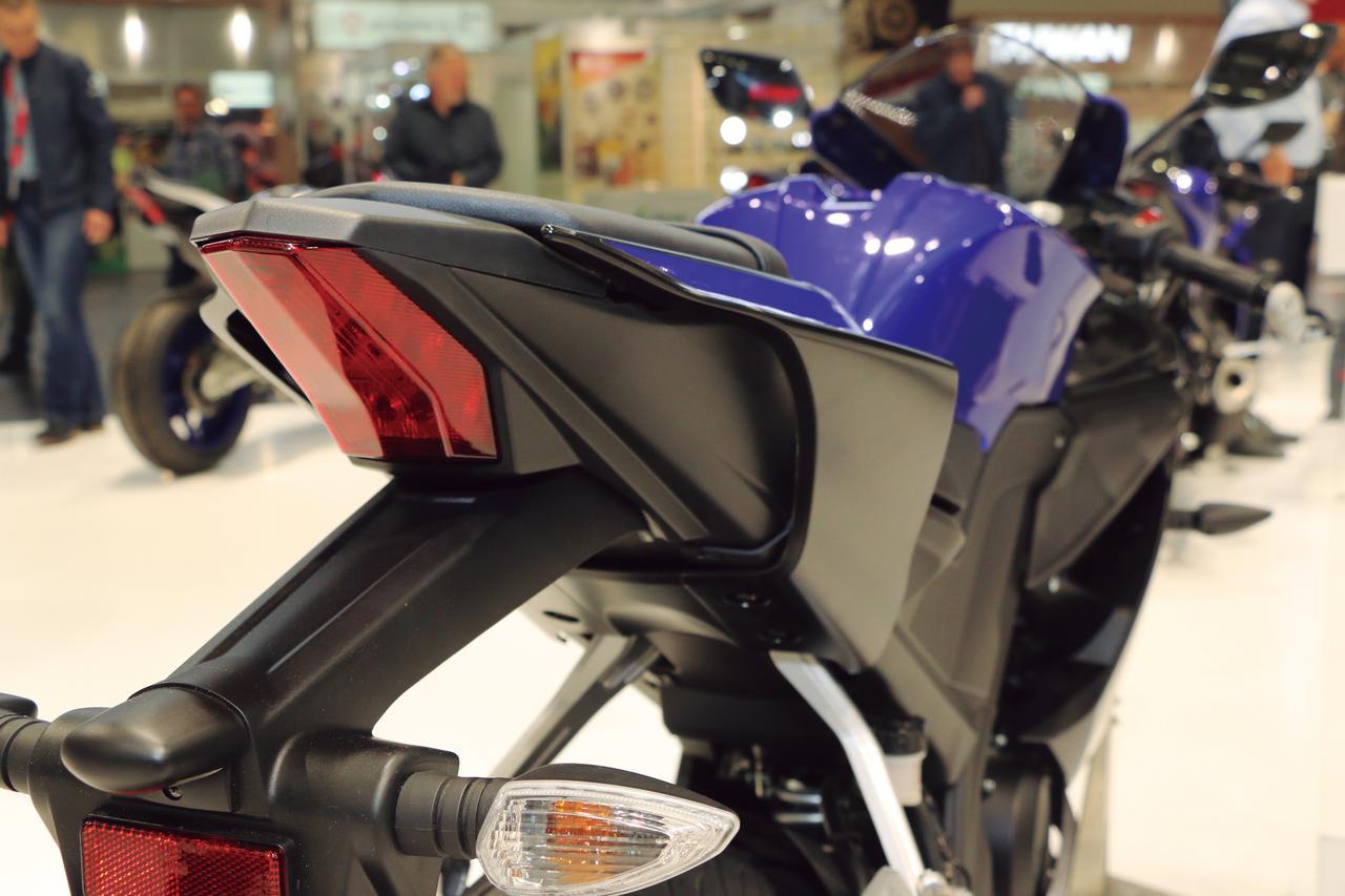 Images : 6番目の画像 - 「原付二種スーパースポーツがYZF-R15をベースに全身リニューアル!『YAMAHA YZF-R125』」のアルバム - webオートバイ