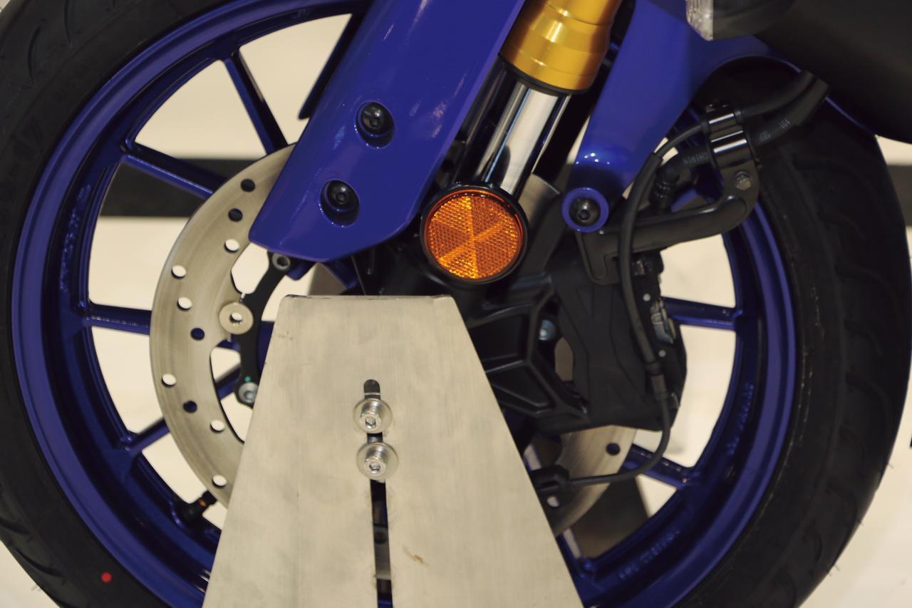Images : 4番目の画像 - 「原付二種スーパースポーツがYZF-R15をベースに全身リニューアル!『YAMAHA YZF-R125』」のアルバム - webオートバイ