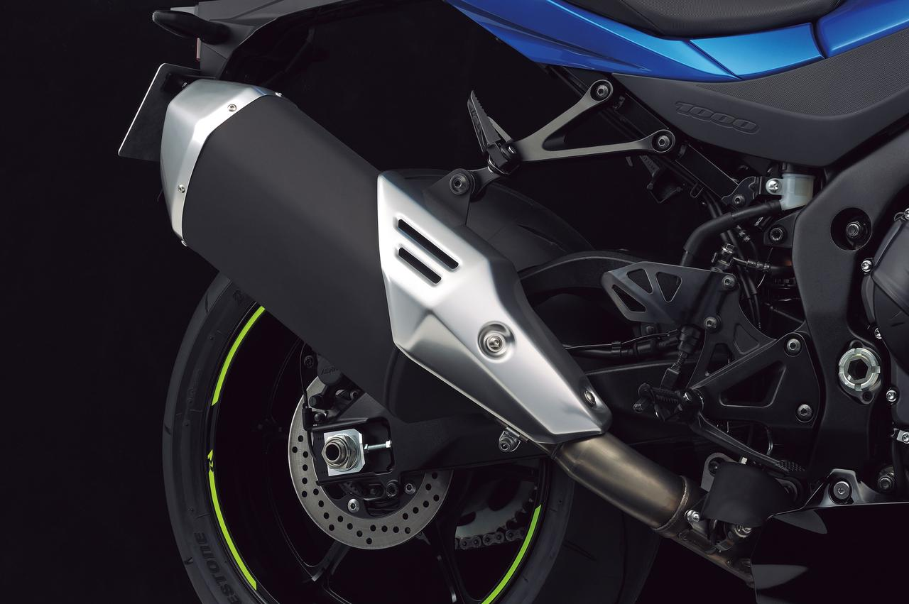 Images : 4番目の画像 - 「レギュレーションに合わせた変更を施した硬派なスーパースポーツ『SUZUKI GSX-R1000』」のアルバム - webオートバイ
