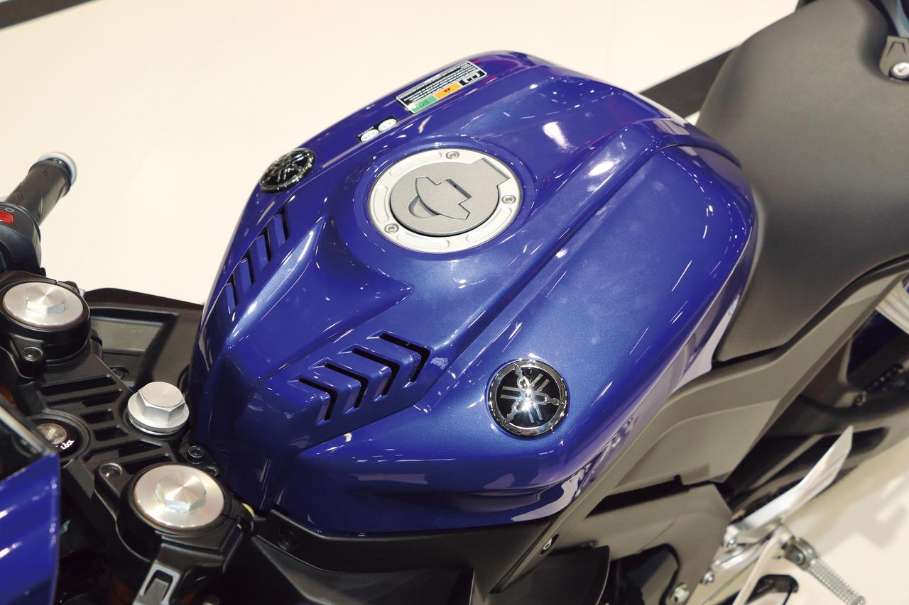 Images : 3番目の画像 - 「原付二種スーパースポーツがYZF-R15をベースに全身リニューアル!『YAMAHA YZF-R125』」のアルバム - webオートバイ