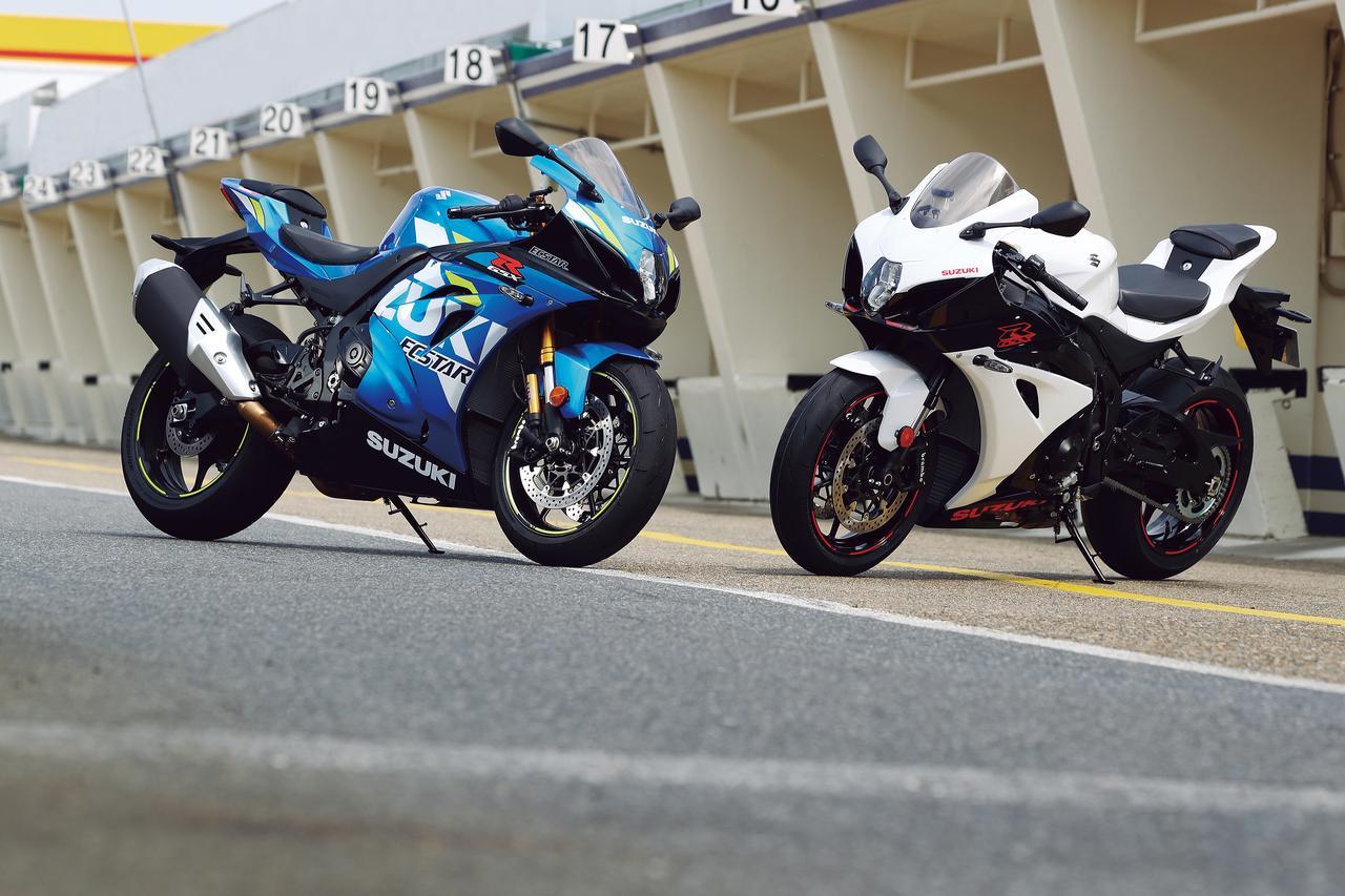 Images : 2番目の画像 - 「レギュレーションに合わせた変更を施した硬派なスーパースポーツ『SUZUKI GSX-R1000』」のアルバム - webオートバイ