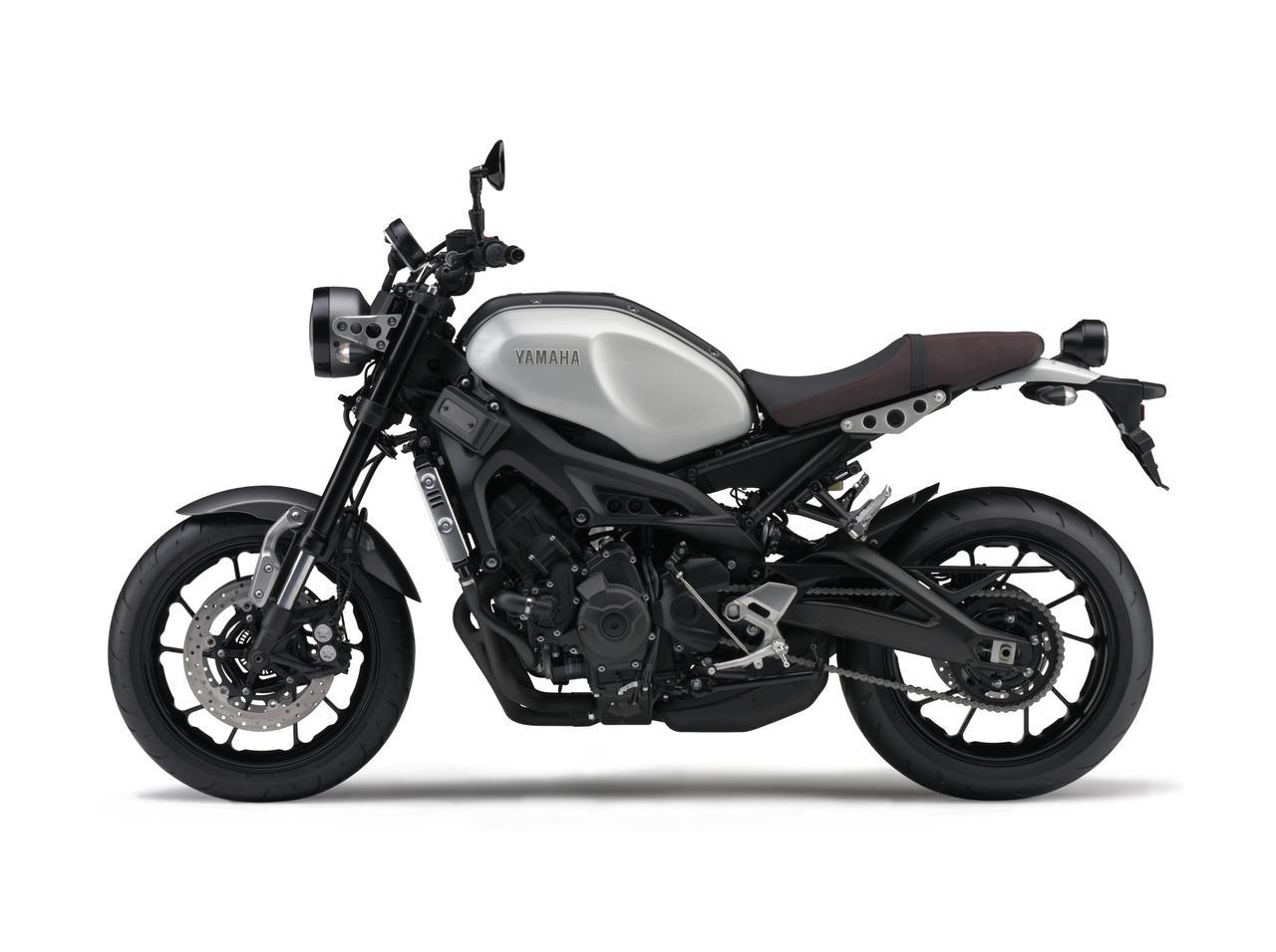 Images : 8番目の画像 - ヤマハ XSR 900 ABS - webオートバイ