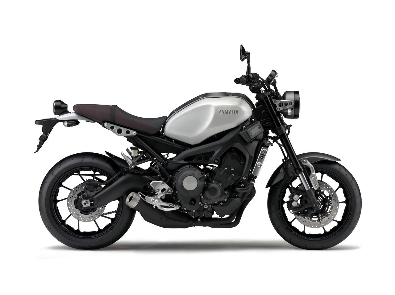 Images : 7番目の画像 - ヤマハ XSR 900 ABS - webオートバイ