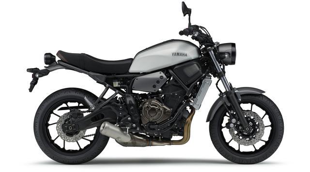 画像7: ヤマハ「XSR700 ABS」の2019年モデルは、新色のマットブルーを追加して3月28日リリース!