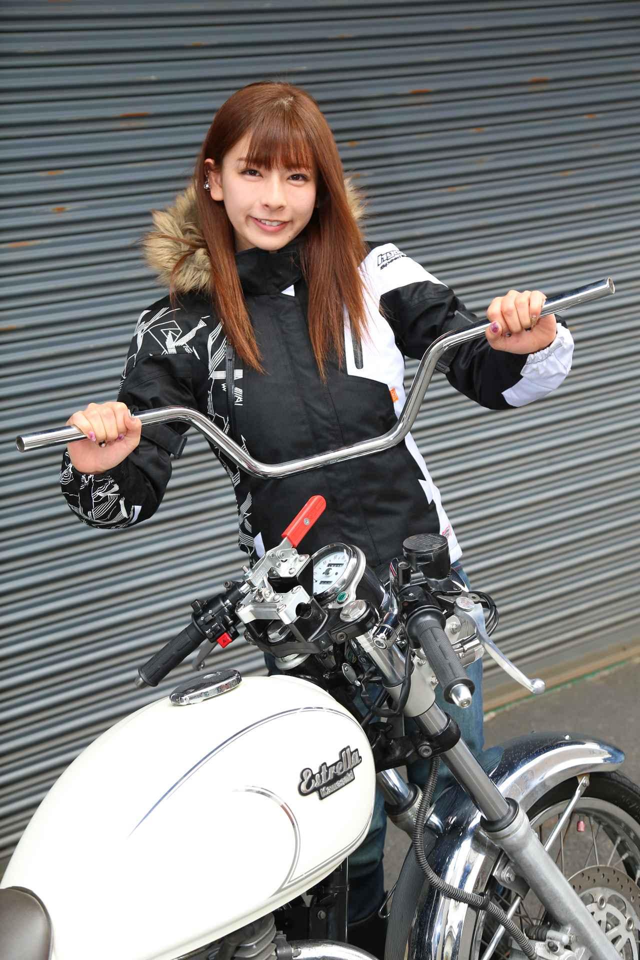 Images : 5番目の画像 - 「ピッタリのハンドルが見つかるかも! ハリケーンの体験車両で楽しもう!【大阪モーターサイクルショー2019】」のアルバム - webオートバイ