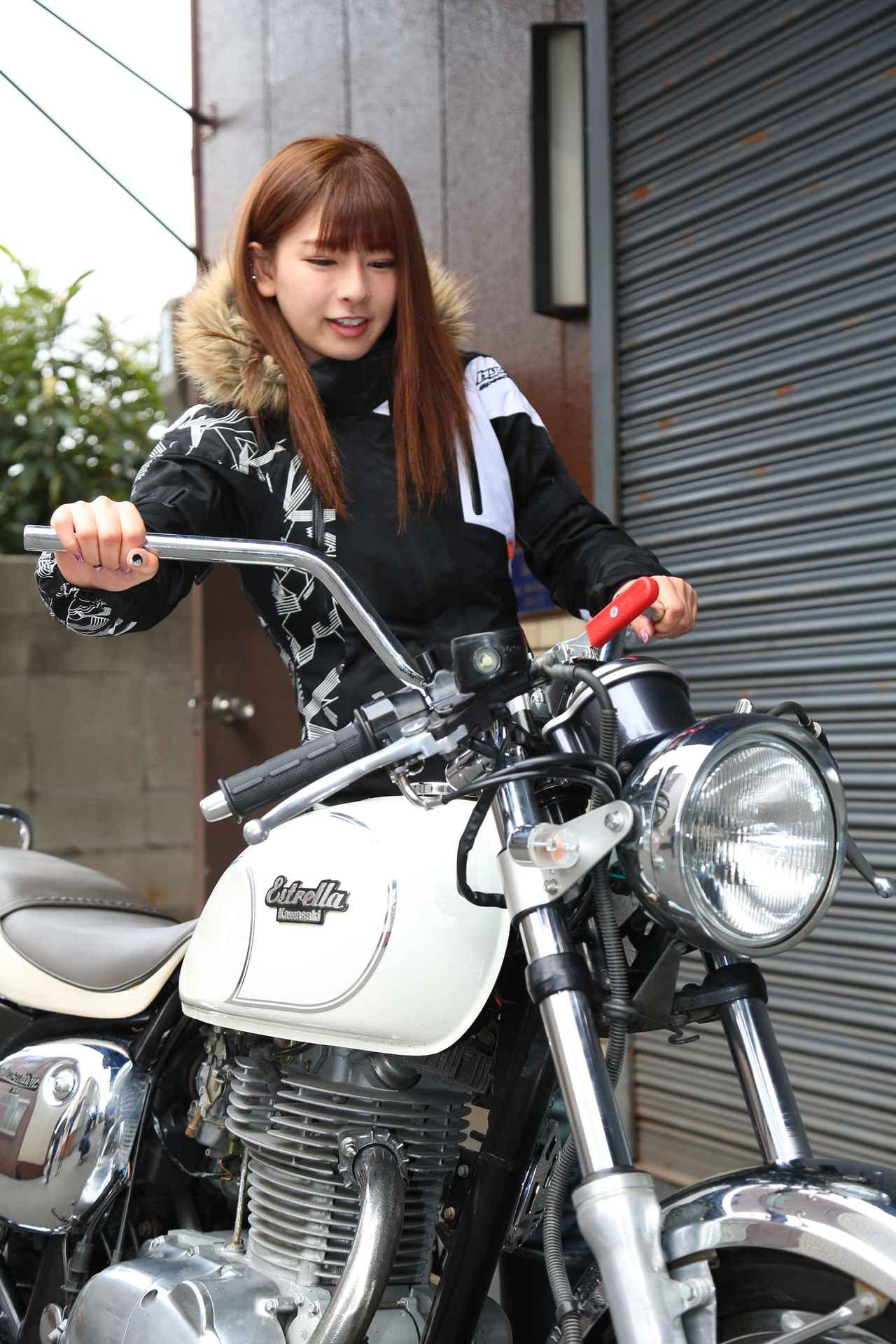 Images : 6番目の画像 - 「ピッタリのハンドルが見つかるかも! ハリケーンの体験車両で楽しもう!【大阪モーターサイクルショー2019】」のアルバム - webオートバイ