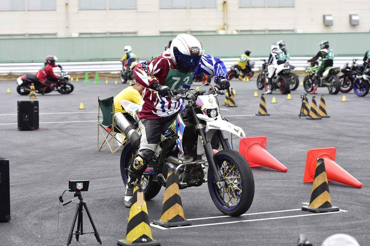 画像1: 「走る・曲がる・止まる」を学べる参加型モータースポーツ!