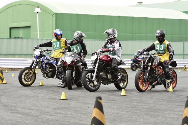 画像4: 「走る・曲がる・止まる」を学べる参加型モータースポーツ!