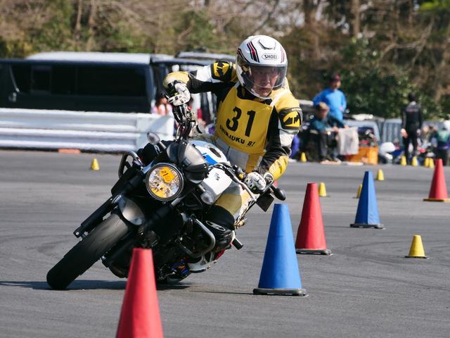 画像2: 「走る・曲がる・止まる」を学べる参加型モータースポーツ!