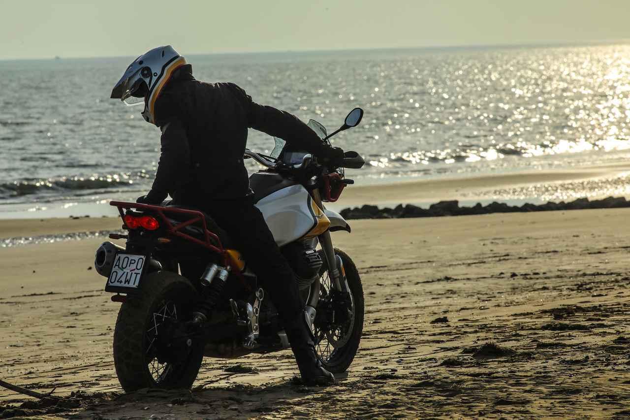 Images : 3番目の画像 - MOTO GUZZI V85TT - webオートバイ