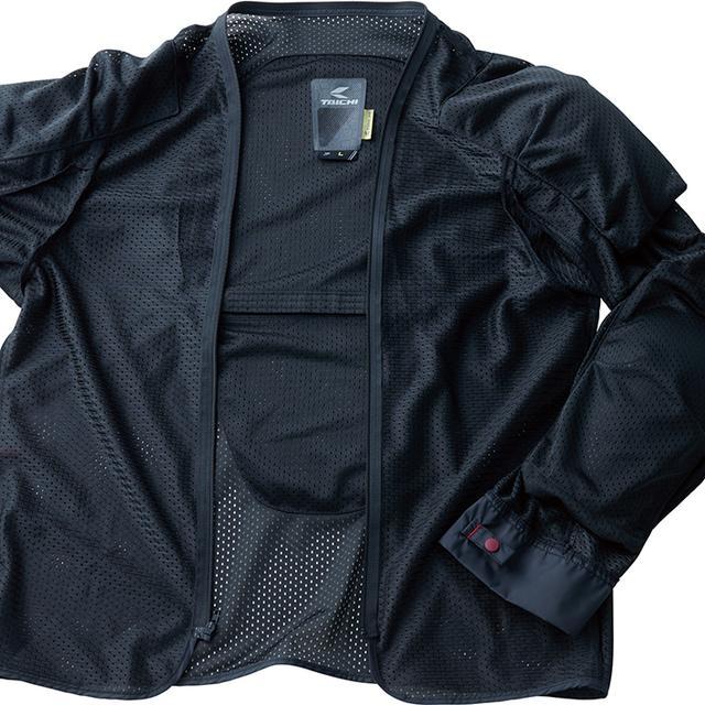画像1: ライディングジャケットからアウトドアジャケットに簡単チェンジ、着用頻度が前モデルまでより高まるはず!