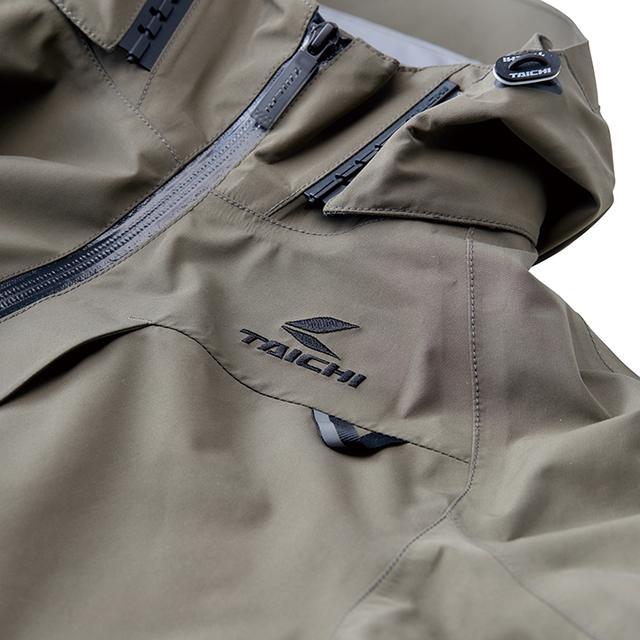 画像3: ライディングジャケットからアウトドアジャケットに簡単チェンジ、着用頻度が前モデルまでより高まるはず!