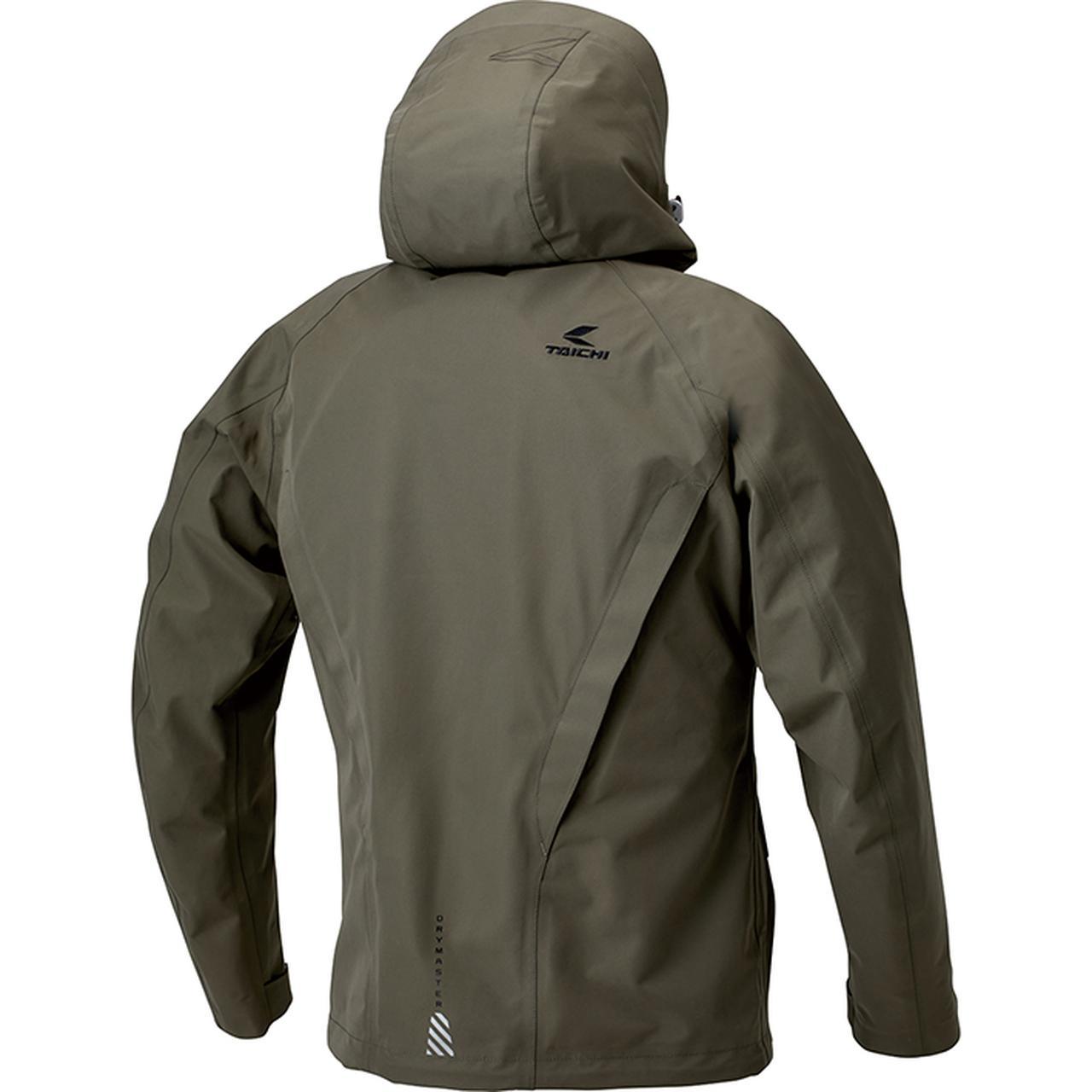 画像2: ライディングジャケットからアウトドアジャケットに簡単チェンジ、着用頻度が前モデルまでより高まるはず!