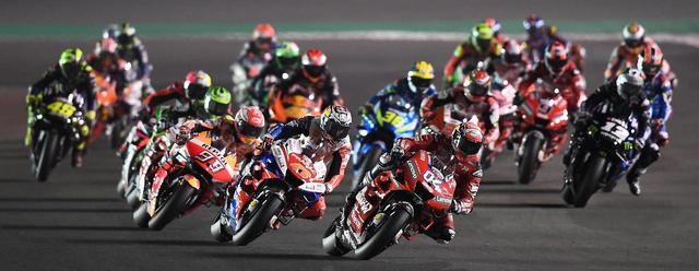 画像: <MotoGP> ドビツィオーゾ 2年連続開幕V! ~いつものファイナルバトルといくつもの新顔たち~ - webオートバイ