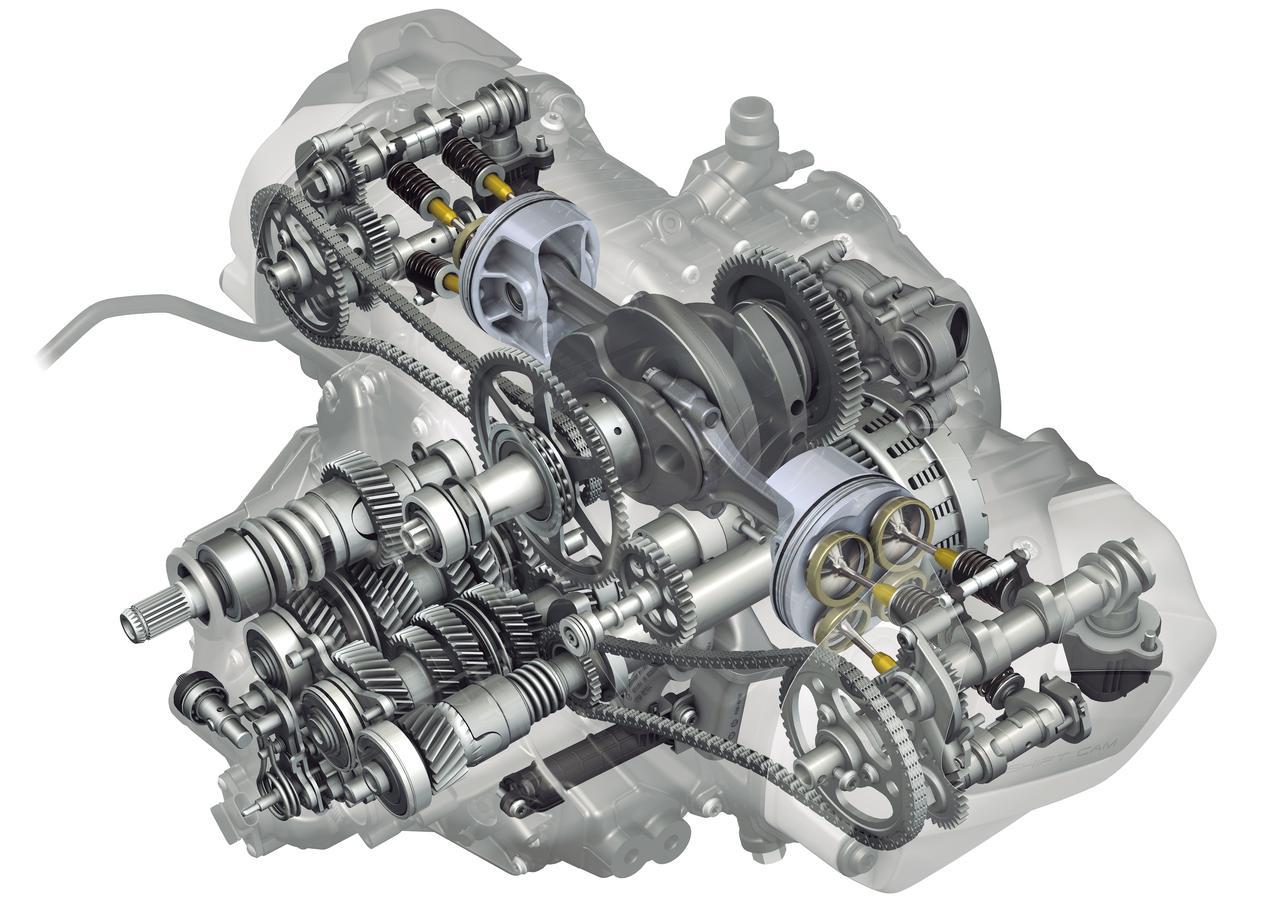 Images : 6番目の画像 - 「伝統のフラットツインを大幅に改良したツーリングモデルの最高峰『BMW R1250RT』」のアルバム - webオートバイ