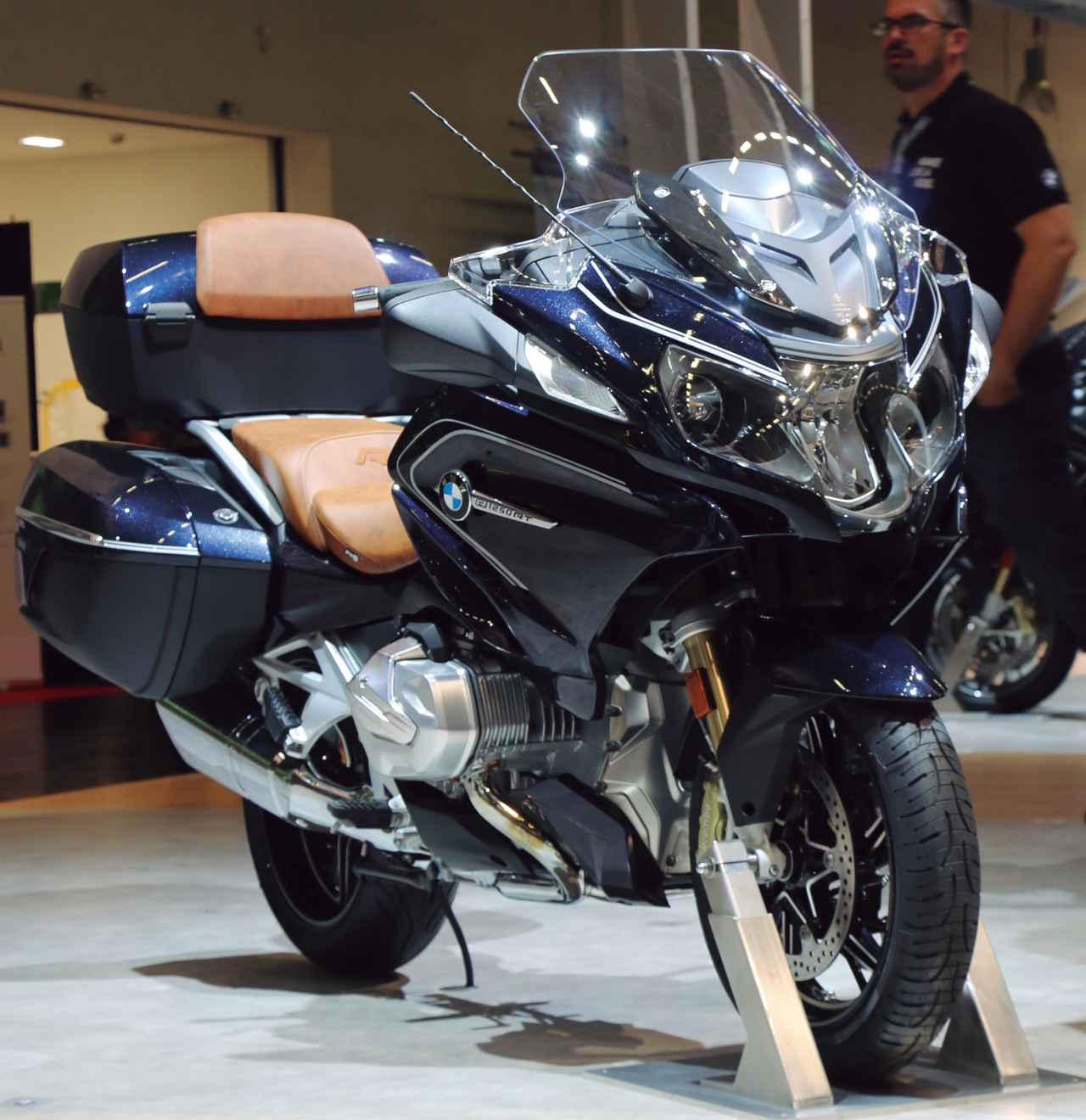 Images : 1番目の画像 - 「伝統のフラットツインを大幅に改良したツーリングモデルの最高峰『BMW R1250RT』」のアルバム - webオートバイ