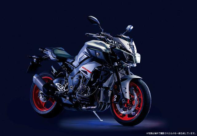 画像: メーカー希望小売価格は「MT-10 ABS」が税込167万4,000円、「MT-10 SP ABS」が199万8,000円です。