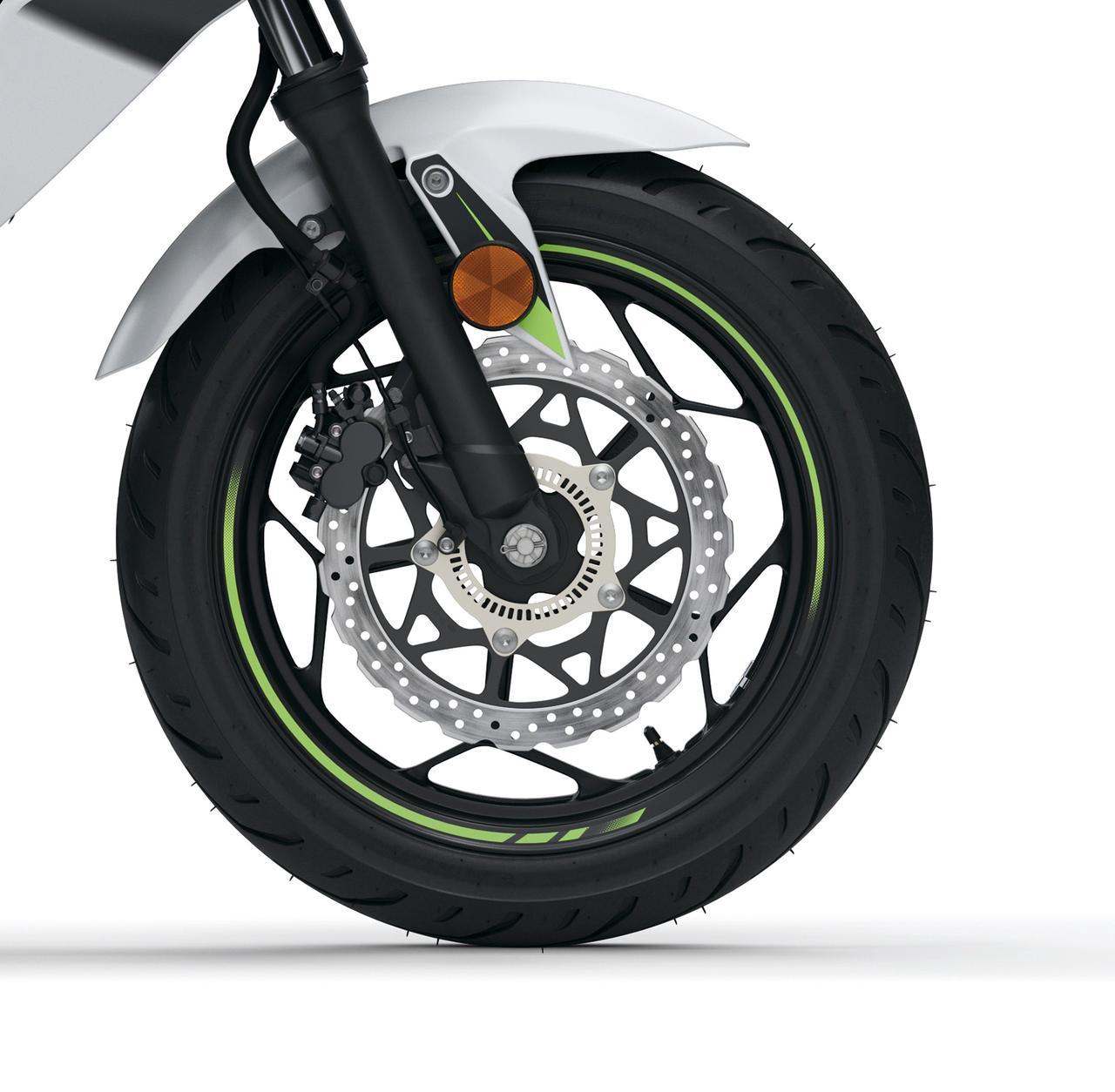Images : 3番目の画像 - 「125ccクラスの「Z」がフルサイズで鮮烈デビュー!『KAWASAKI Z125』#INTERMOT2018」のアルバム - webオートバイ