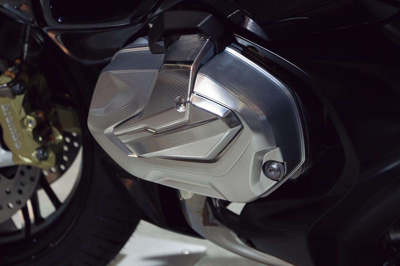 画像2: シフトカムを採用して大きくパワー特性と燃費を向上