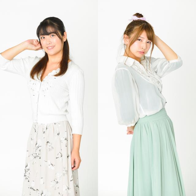 画像: 大阪モーターサイクルショーのモーターマガジン社ブースには、国友愛佳(左)、葉月美優(右)が登場します!