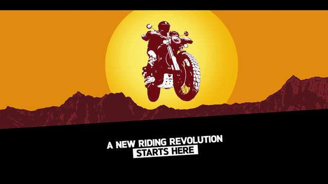 画像: WEB The NEW 2019 Scrambler 1200 XC & XE - UK youtu.be