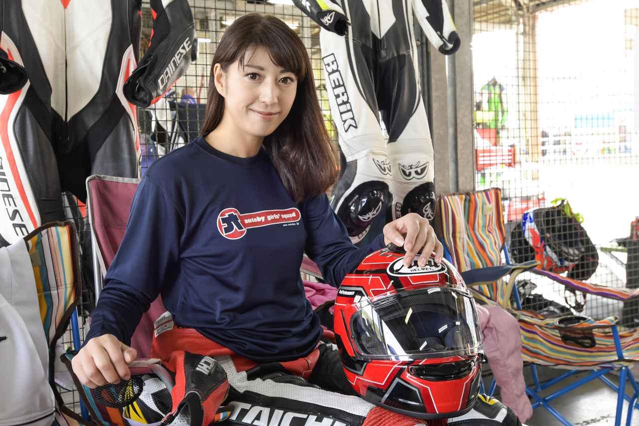 Images : 5番目の画像 - 「いよいよ大阪モーターサイクルショー始まります!「女子部ロンT」を初の一般販売! 『Motoジム!』『バイク擬人化菌書』のサイン本も!」のアルバム - webオートバイ