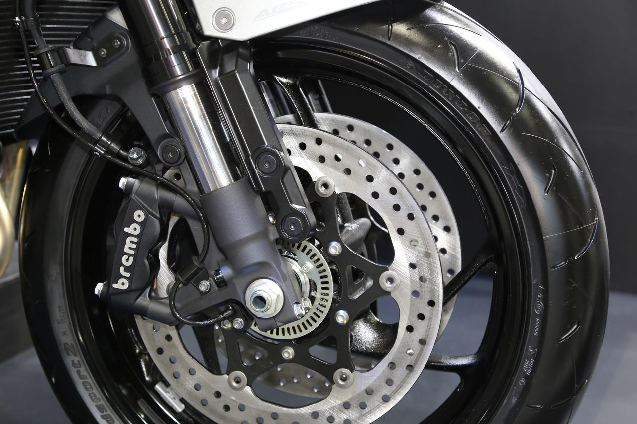 Images : 8番目の画像 - 新型KATANAの各部をチェック! - webオートバイ
