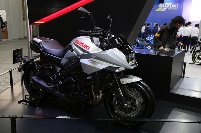 画像1: 体感として一番人気はやはりスズキの新型KATANA。BMWはこの日に合わせ新型S1000RRを発表。国産4社、輸入車4社で目立っていたモデルを厳選しました!