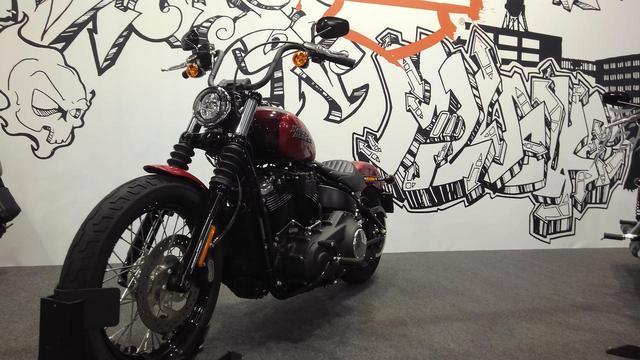 画像: ハーレーダビッドソンも全車またがりOK!! 【大阪モーターサイクルショー2019】 - webオートバイ