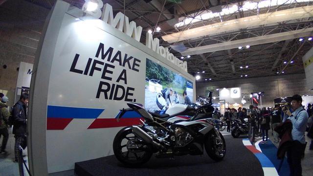 画像: BMWは「体感」を一番に考えた子どもにも大人気のブース!【大阪モーターサイクルショー2019】 - webオートバイ