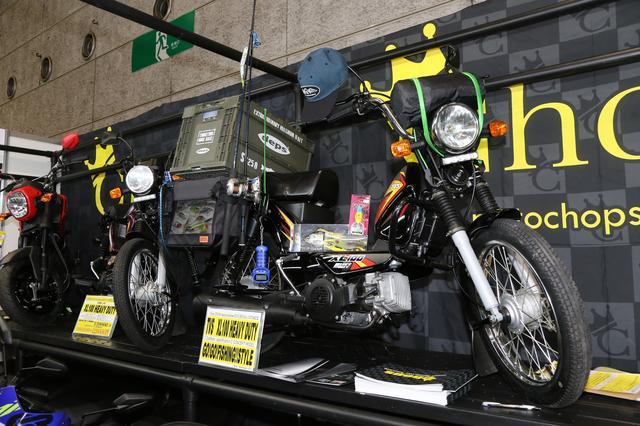 画像2: では、ちょいとツウな大阪モーターサイクルショー2019の旅へと出発です!