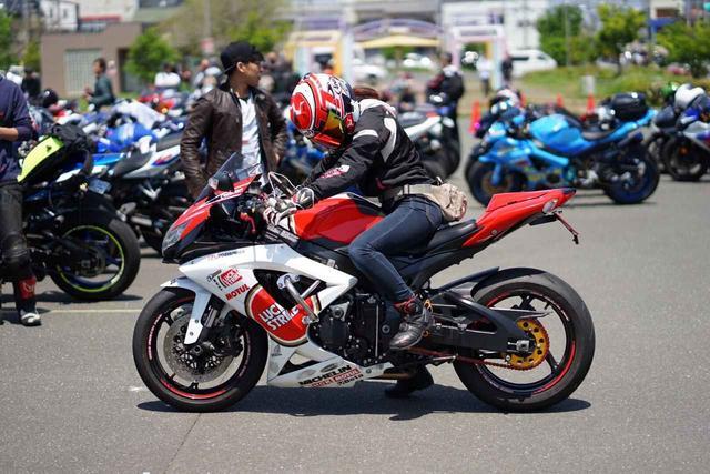 画像: 今年は約200台が参加!【GSX-Rオーナーズクラブ 全国ミーティング】に参加してきました!(モリメグ) - webオートバイ