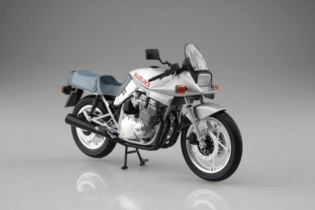 画像3: AOSHIMAの「1/12 完成品バイク」人気の2車種