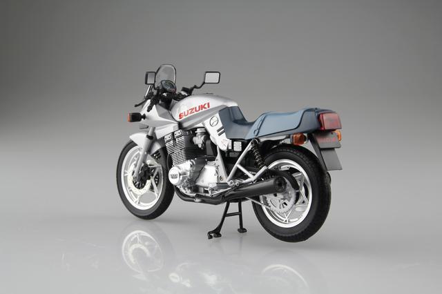 画像2: AOSHIMAの「1/12 完成品バイク」人気の2車種