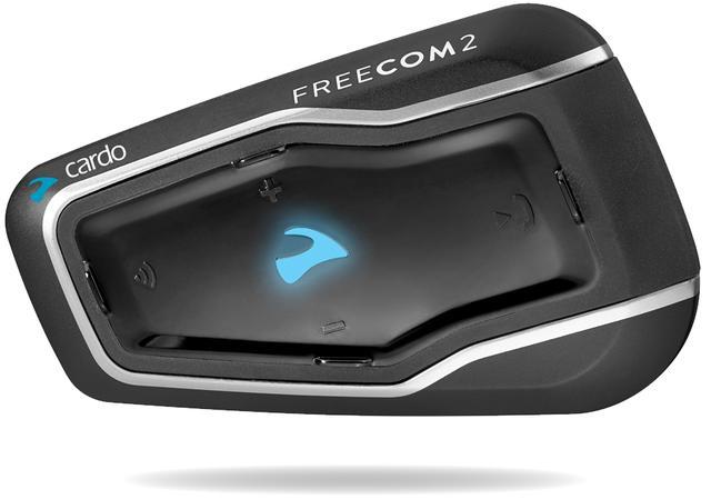 画像: FREECOM2は、ライダー&パッセンジャー(タンデム)用