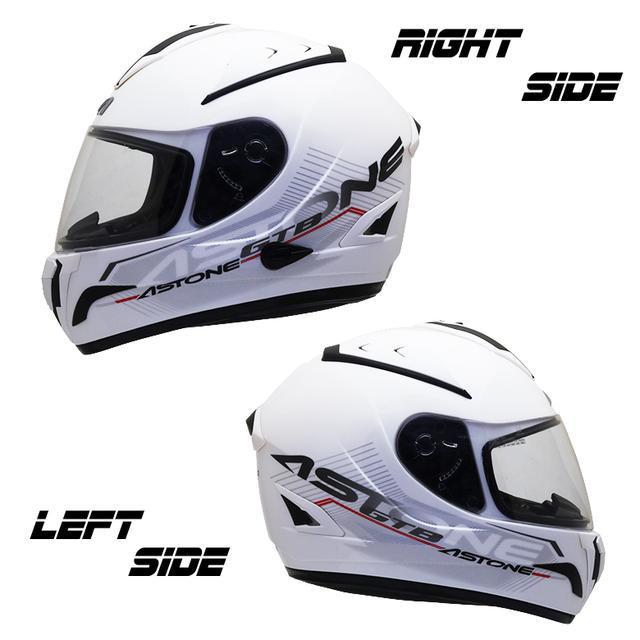 画像: アストン フルフェイスヘルメット GTB600