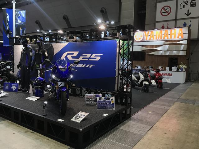画像: 新型YZF-R25、ナイケンGT登場!
