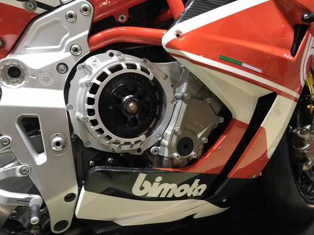 画像: STM製乾式クラッチキットを装備