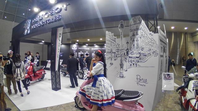画像1: ジャンゴの120周年記念モデルが東京モーターサイクルショーに登場!