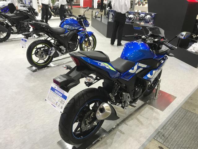 画像2: MotoGPカラーが映える!