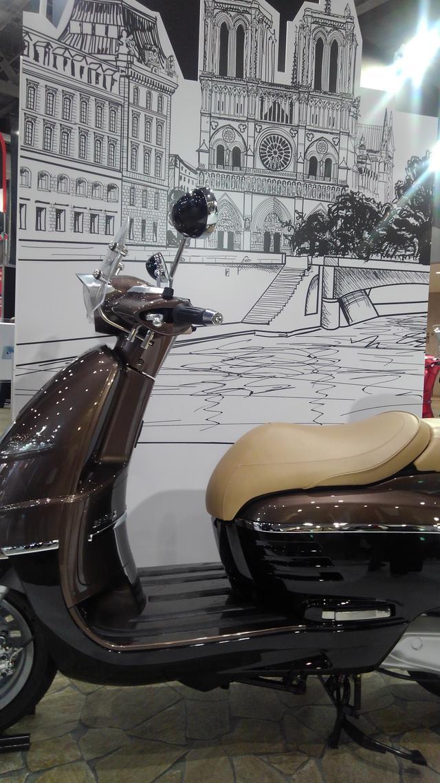画像5: ジャンゴの120周年記念モデルが東京モーターサイクルショーに登場!